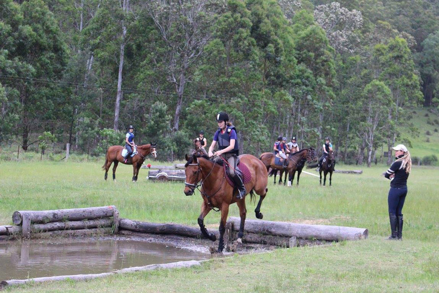 Working Equitation, Fernances Creek, Hunter Valley