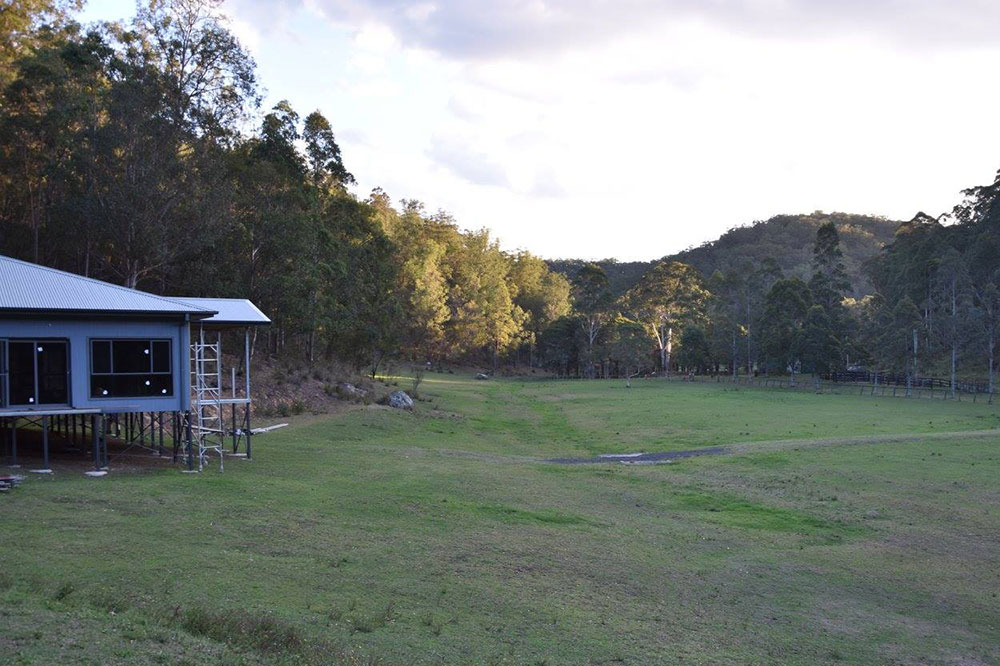 Wollombi Accommodation, Back 40 Cottage, Fernances Creek