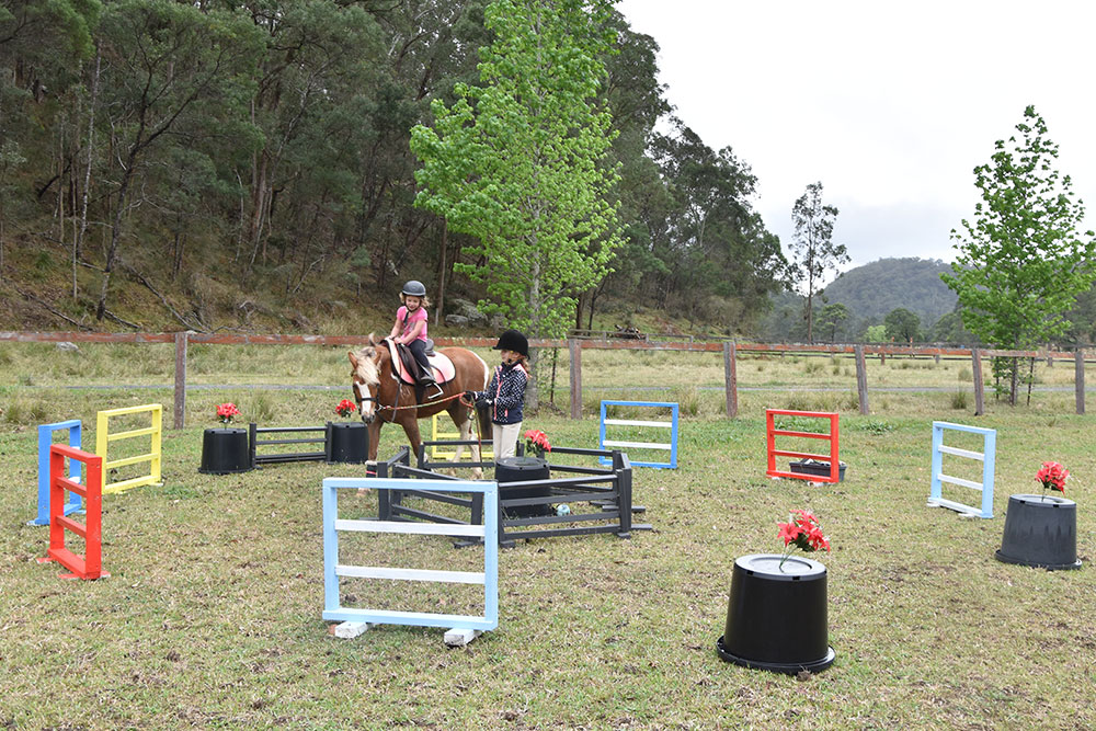 Equestrian Facilities, Fernances Creek, Hunter Valley